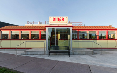 Swan Street Diner Nears Completion