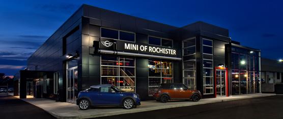 Mini of Rochester