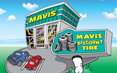 Mavis Discount Tire Amherst Now Open