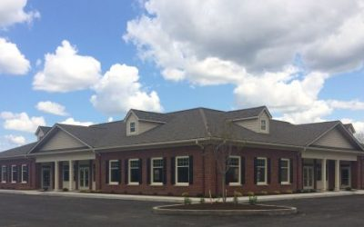 Elite Dental Spa Nearing Completion at East Victor Place